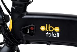 ALBA FOLD2 COMFORT T320-78-3 KATLANIR ELEKTRİKLİ BİSİKLET - Thumbnail