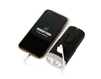 ASISTAN PARLA F500 USB ŞARJLI ÖN FAR