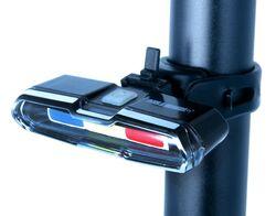 ASISTAN PARLA R350 USB ŞARJLI POLİS ARKA STOP - Thumbnail