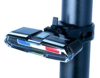 ASISTAN PARLA R350 USB ŞARJLI POLİS ARKA STOP