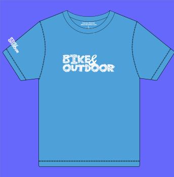 BIKE&OUTDOOR BAYAN T-SHIRT