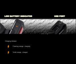 MOON COMET 35LUMENS Lİ-POLYMER USB ŞARJLI ARKA ÇAKAR - Thumbnail