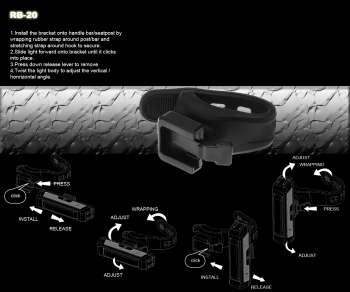 MOON COMET 35LUMENS Lİ-POLYMER USB ŞARJLI ARKA ÇAKAR