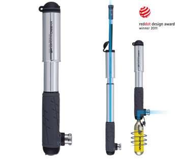 TOPEAK HYBRIDROCKET HP 97g - (160psi/11bar) CO2 TÜPLÜ POMPA